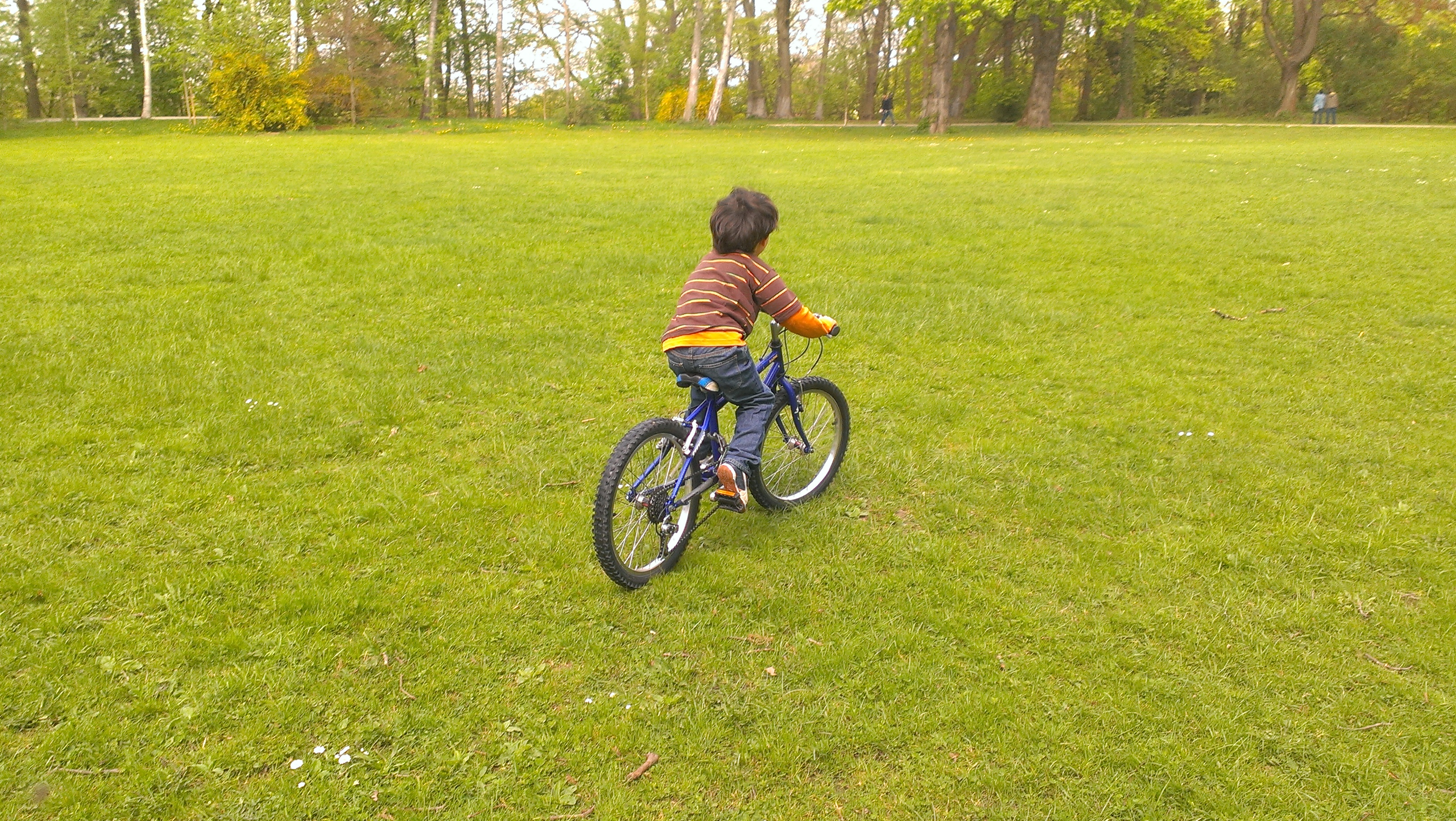 a riding future
