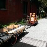 move by bike: furniture in the cargobike