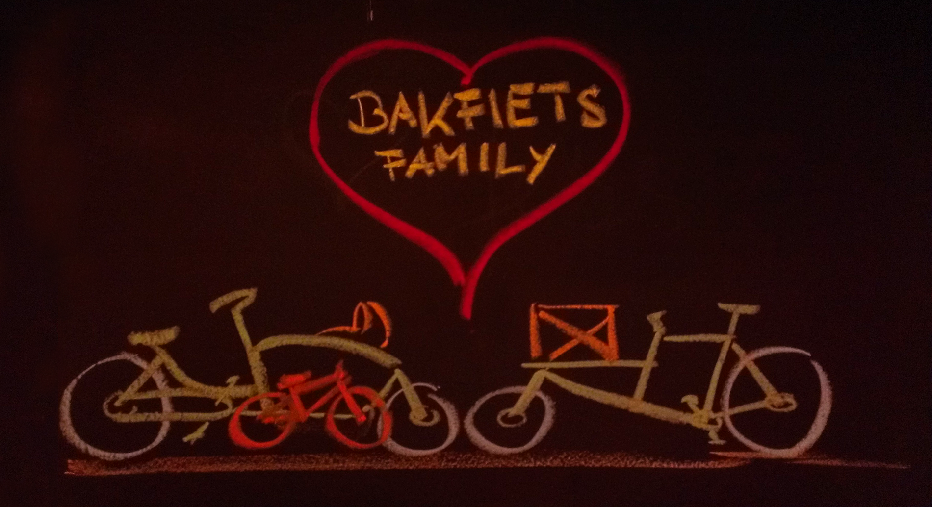 bakfiets family