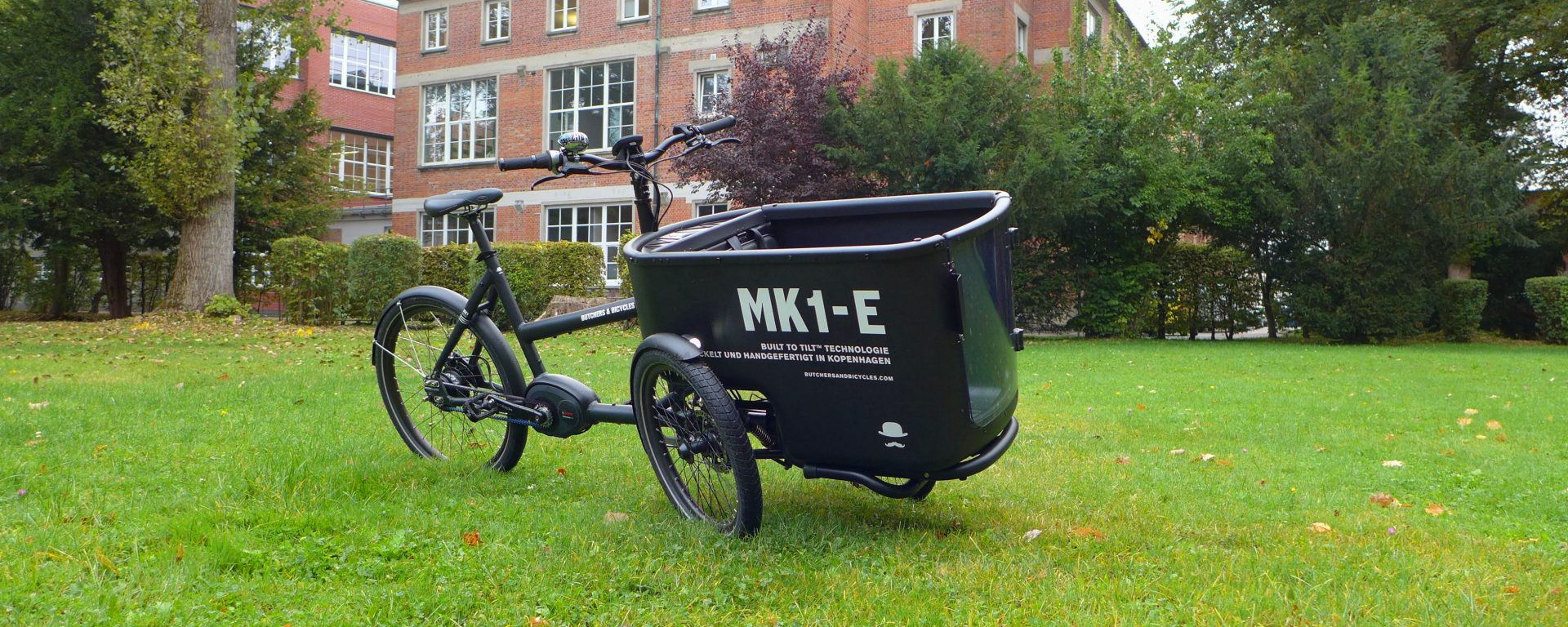 The butchers and bicylces - mk1-e