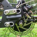 MK1-E reviewed: Tektro brakes and E3 lights