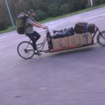 Move by bike - DIY cargo bike