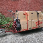 move by bike: eight movingboxes on the cargobike
