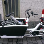 cargo carries folding bike
