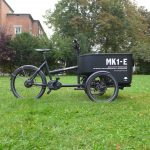 MK1-E reviewed: a tilting cargo tricycle